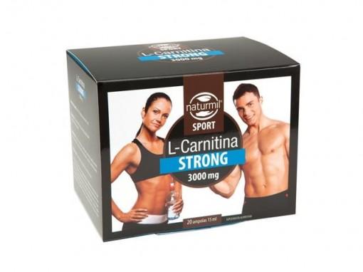 l-carnitina 3000 mg