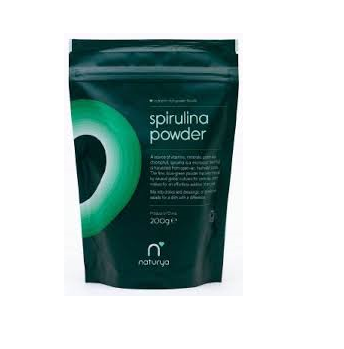 espirulina en polvo bio