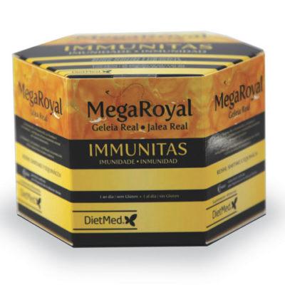 Megaroyal Inmunitas
