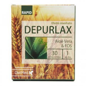 depurlax-rapid-30-comprimidos-dietmed