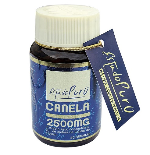 canela 2500mg estado puro