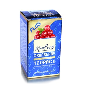 cranberry 120pacs estado puro