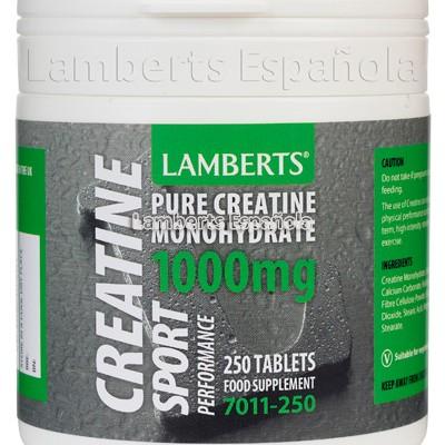 7011-250-Lamberts-Creatina-pura-1000mg