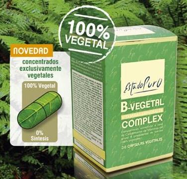 b vegetal complex estado puro