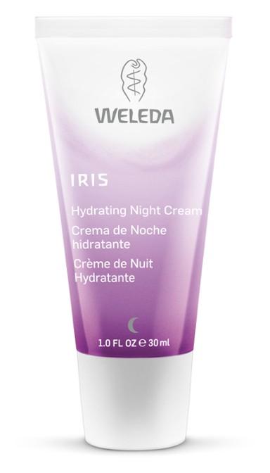 crema de noche iris