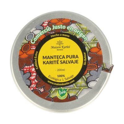 manteca de karite 200 ml